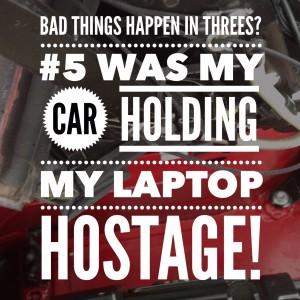 bad things happen in threes