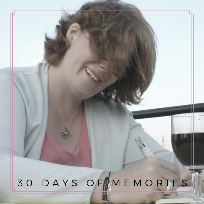 30 days of memories