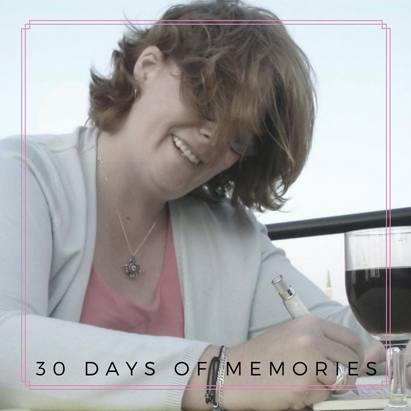 30 days of memories