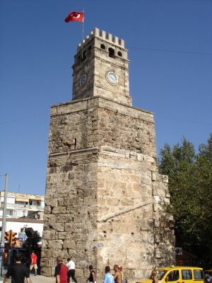 tower of Antalya