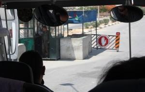 Jericho crossing