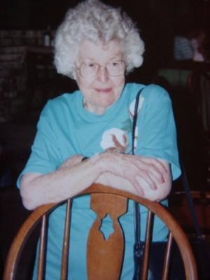 my dear grandmom