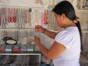 jewelry shop on Puka Beach