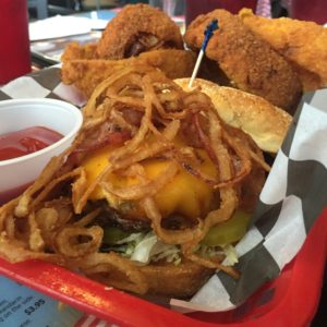 Huey's burger Memphis