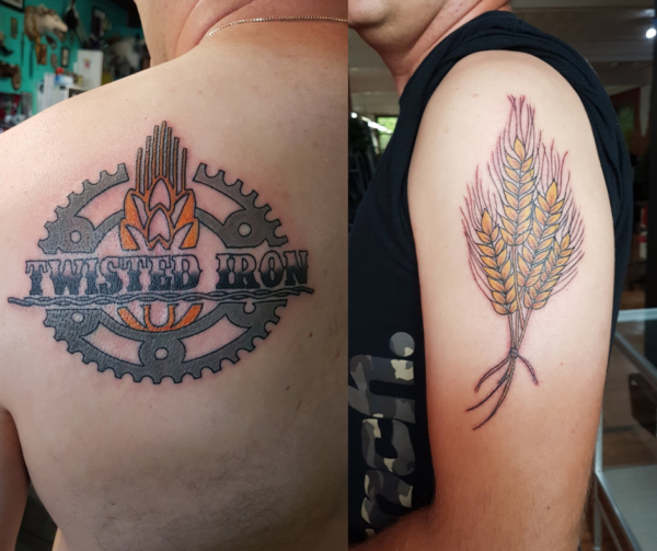 twisted iron farm tattoos