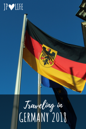 travel in Germany 2018
