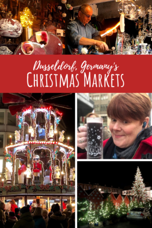Dusseldorf Germany Christmas markets