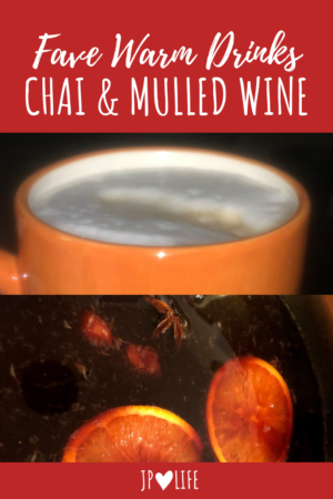 mulled wine & chai recipes