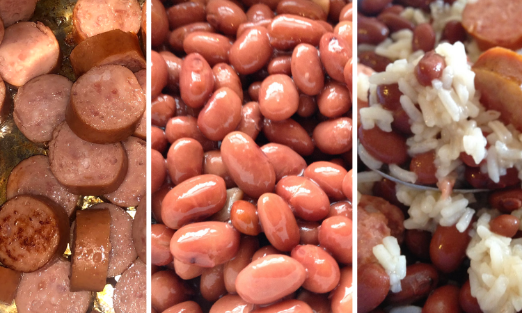 instant pot red beans & rice recipe