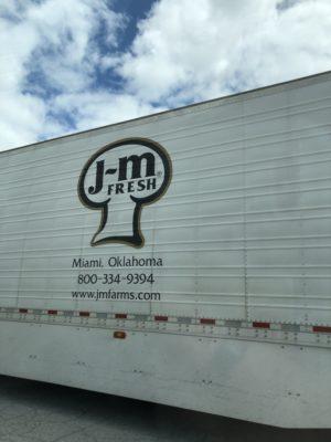 J-M Fresh truck